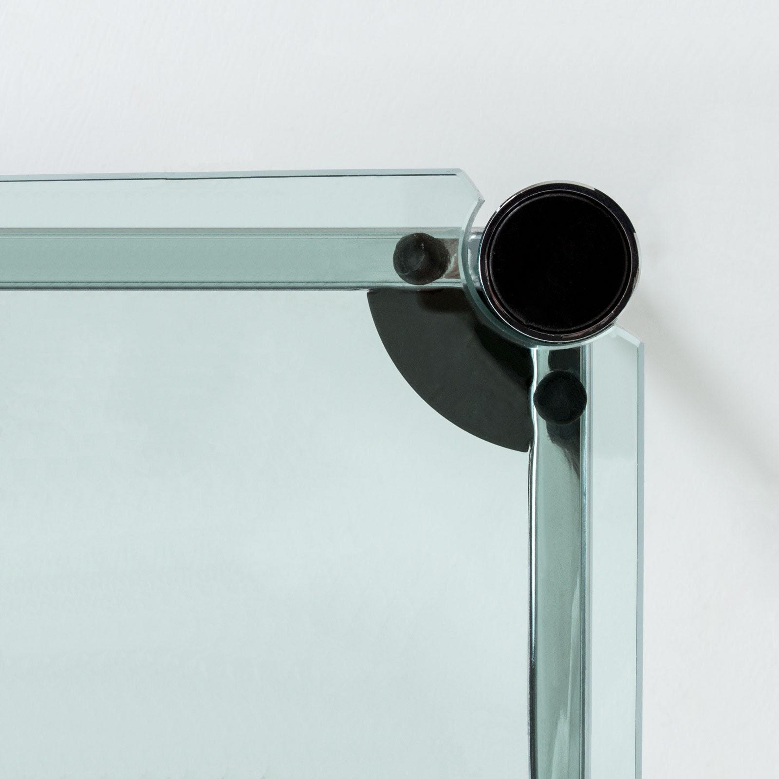 USM Haller Glas-Transparent