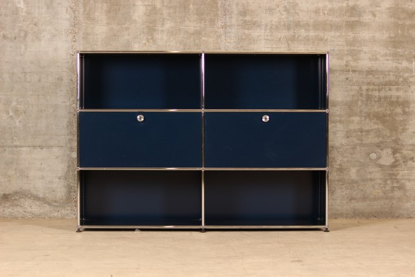USM Haller Highboard mit 2x3 Fächern, Nr.180029