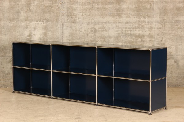 USM Haller Sideboard mit 3x2 Fächern, Nr.180044