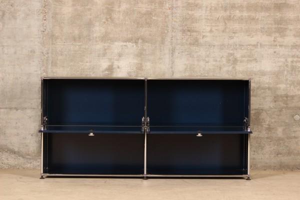 USM Haller Sideboard mit 2x2 Fächern, Nr.180025