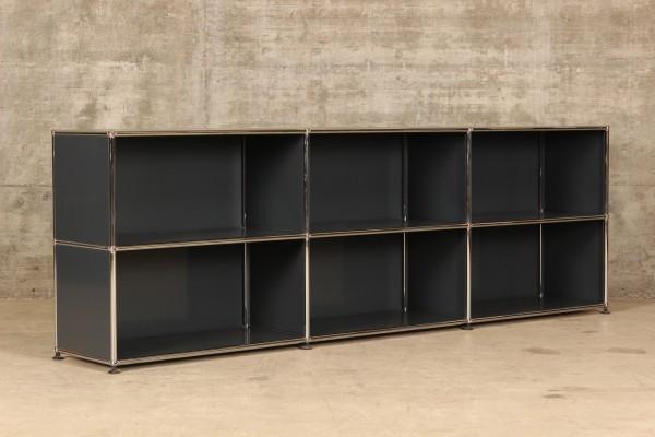 USM Haller Sideboard mit 3x2 Fächern, Nr.180043
