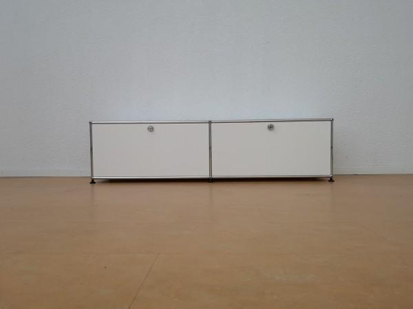 USM Haller Lowboard mit 2 Fächern und 2 Türen, Nr 170850