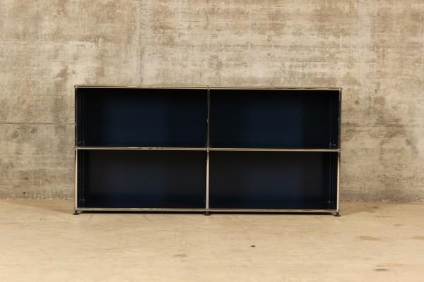 USM Haller Sideboard mit 2x2 Fächern, Nr.180026