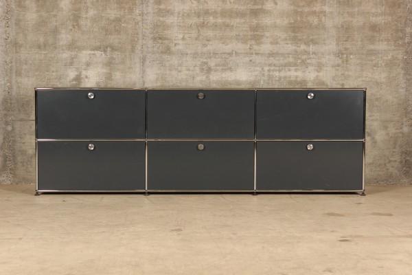 USM Haller Sideboard mit 3x2 Fächern, Nr.180042