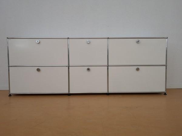 USM Haller Sideboard mit 6 Fächern und 4 Türen, Nr 170856